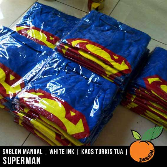 kaos-sablon-manual-superman
