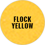 Polyflex Flock Yellow
